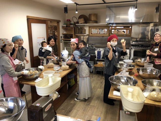 ☆名古屋BIO様 手作り味噌教室☆