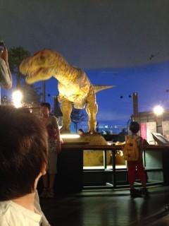 ☆勝山の恐竜博物館に行ってきました☆