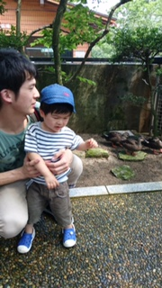 ☆石川動物園に行きました☆
