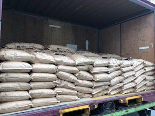 北海道 30年産 有機大豆が5100kg入荷しました。