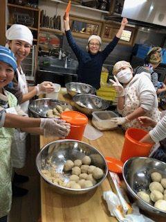 名古屋 自然食BIO様で手作り味噌教室を行いました。