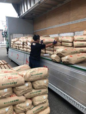 成澤さんの自然栽培米が入荷しました