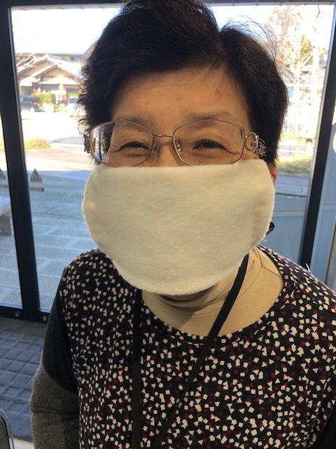 マスクが無いなら、自分で作れば良い。