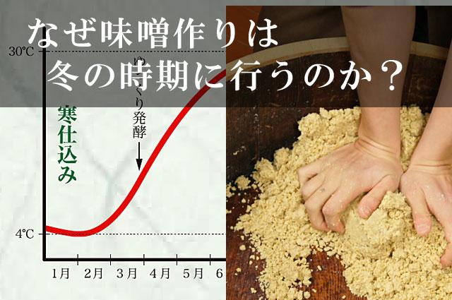 【味噌の作り方講座】寒仕込みの3つのメリット(食べ頃も徹底解説)
