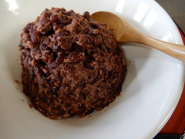 【砂糖不使用】炊飯器で作る発酵あんこのレシピ・作り方
